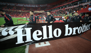 "Milli futbolculardan ""Hello Brother"" mesajı!"