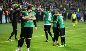 Sakaryaspor play-off finalinde!