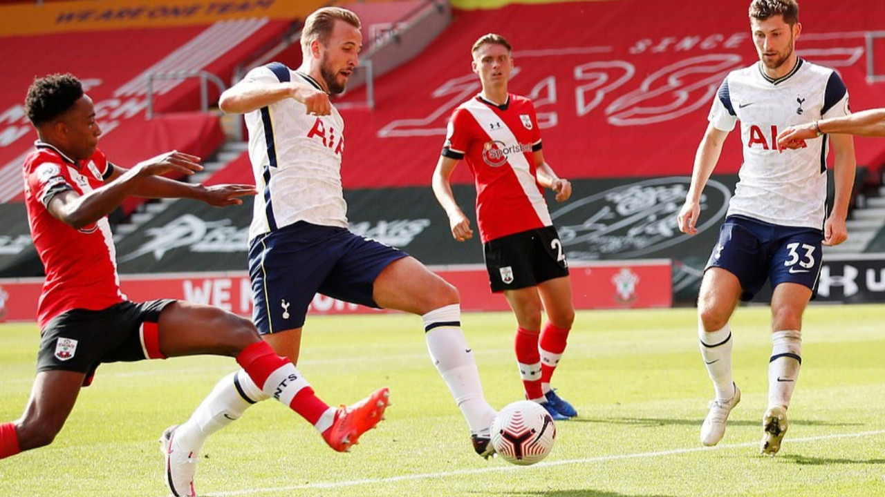 Harry Kane'den tarihi performans